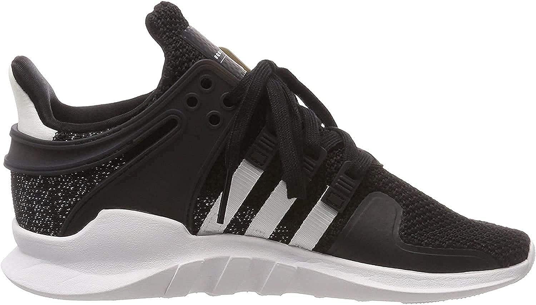 adidas Damen EQT Support ADV W Gymnastikschuhe, Bianco Schwarz Negbás Ftwbla Gritre 000