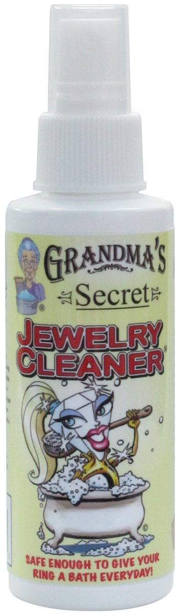 Brand New Grandma's Secret Jewelry Cleaner-3oz by Things for You (Image #1)