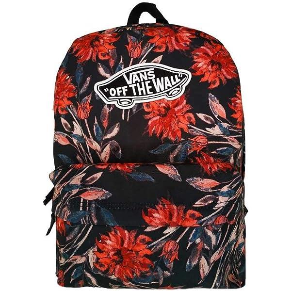 mochila vans mujer flores
