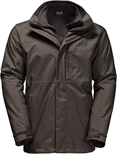 Best Jack Wolfskin For Women Black Jacket Torrential Rain 3