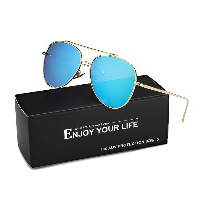 85e3be27d2e Amazon.com  SODQW Classic Sunglasses Women Polarized