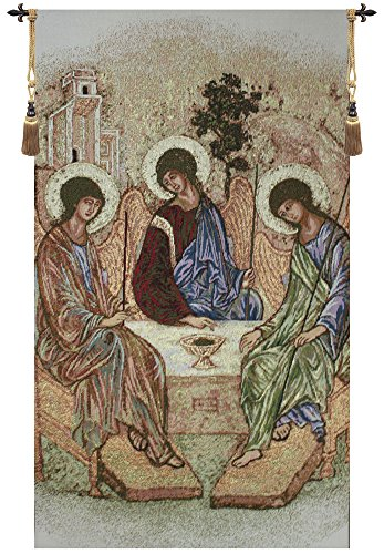 Most Holy Trinity II by Charlotte Home Furnishings Inc.