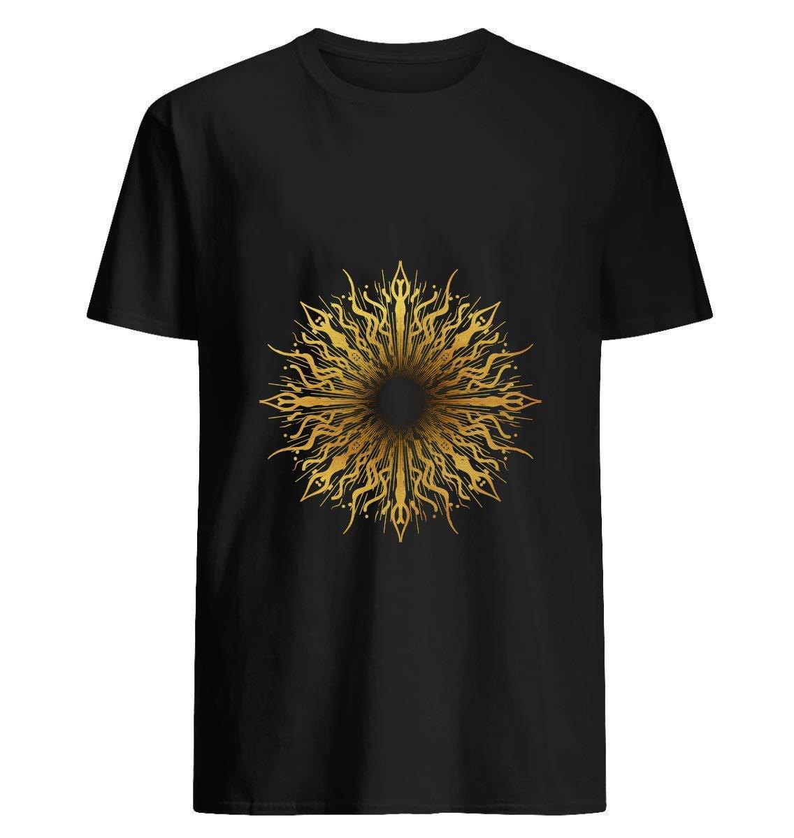 Black Hole Sun 73 T Shirt For Unisex