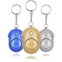 ELZO Alarma Personal, 3 Piezas 140DB Alarma Seguridad