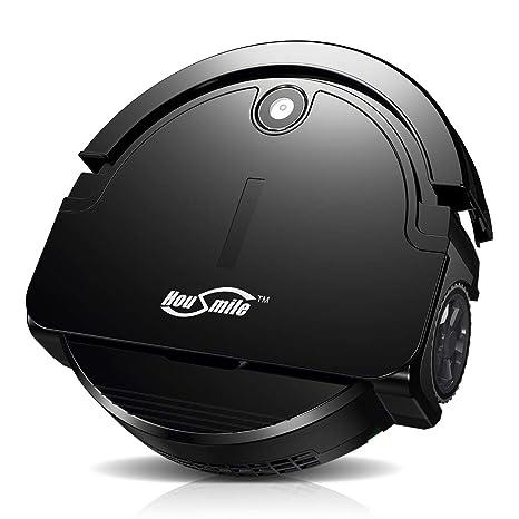Amazon.com: Housmile 1000Pa Potente Robot Aspiradora ...