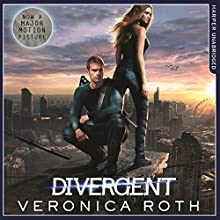 Divergent: (Divergent, Book 1) Audiobook by Veronica Roth Narrated by Emma Galvin