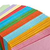 Juvale 100-Count Assorted Color Gift Card