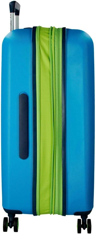 Azul 38 liters Disney Colored Kindergep/äck 55 cm Blau