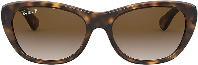 Ray-Ban Rb4227 Gafas de sol, Light Havana, 55 para Mujer: Amazon.es: Ropa y accesorios