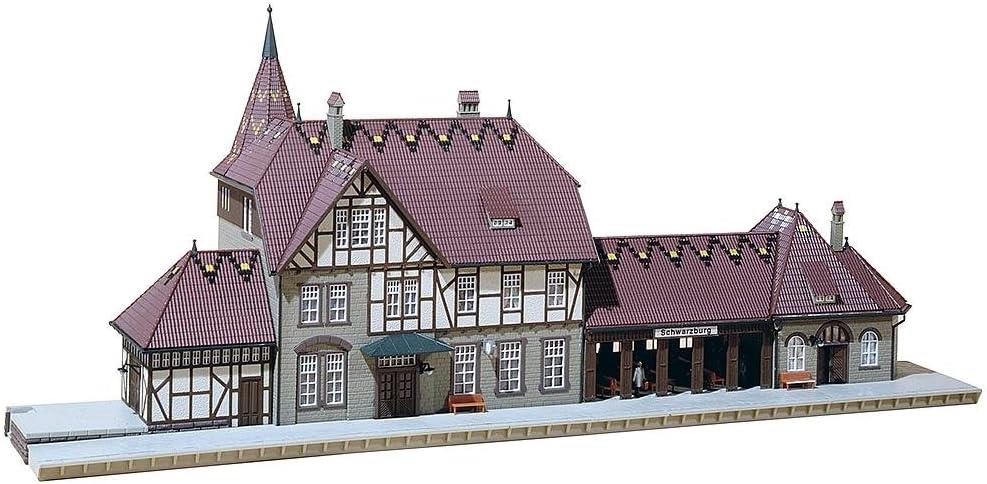 Faller 110116-1//87//h0 Stazione Schwarzburg-NUOVO