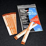 Dishwasher Thermometer - Temp-Rite Package of 25 ea.