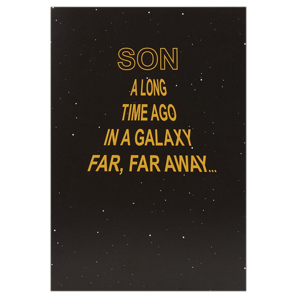 Hallmark Star Wars Birthday Card For Grandson Build Your Own – Star Wars Birthday Card