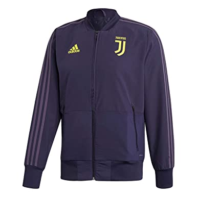 adidas Veste de présentation Juventus Turin 2018/19: Amazon.es ...
