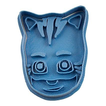 Cuticuter PJ Masks Catboy Cortador de Galletas, Azul, 8x7x1.5 cm