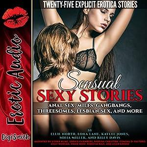 Sensual Sexy Stories Audiobook