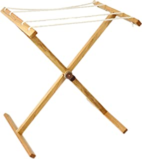 product image for Camden Rose Child's Cherry Wood Drying Stand