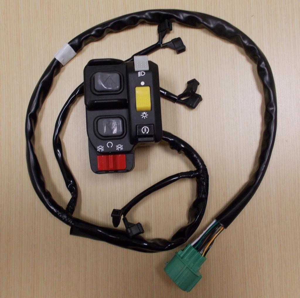 2006-2007 Honda TRX 680 TRX680 Rincon Electric Shift Start Kill Light Switch