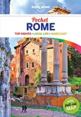 Lonely Planet: The world's leading travel guide publisher        Lonely Planet Pocket Rome is your passport to the most relevant, up-to-date advice on what to see and skip, and what hidden discoveries await you. Channel your inner glad...