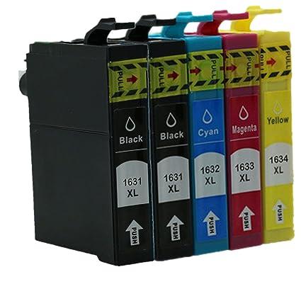 Cartuchos de tinta de repuesto para Epson WorkForce WF-2530 WF ...