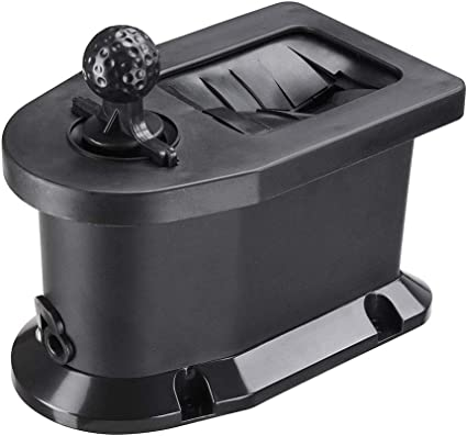 Amazon Com Aw Universal Golf Club And Ball Washer Cleaner Golf Cart Pre Drilled Mount Compatible With E Z Go Club Car Sports Outdoors