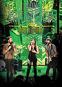 Wheels Up Tour [DVD]