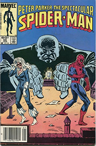 Price comparison product image Peter Parker, the Spectacular Spider-man, No. 98 - January, 1985