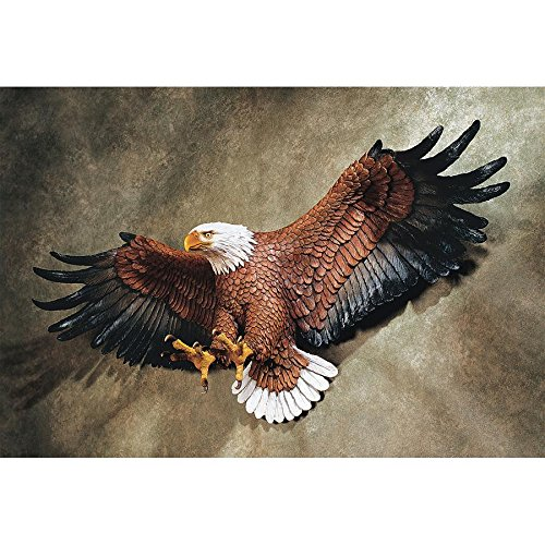 Design Toscano Freedom's Pride American Bald Eagle Patriotic