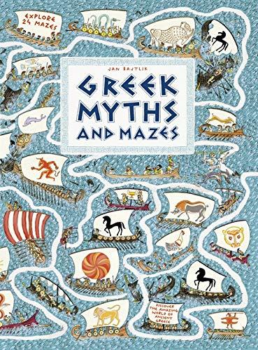 Greek Myths And Mazes  Walker Studio