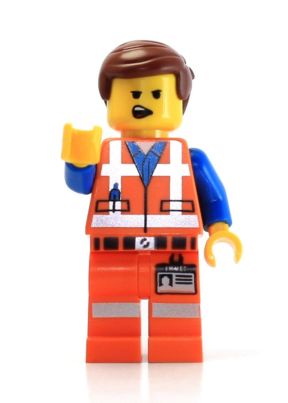 Lego Movie Emmet Master Builder