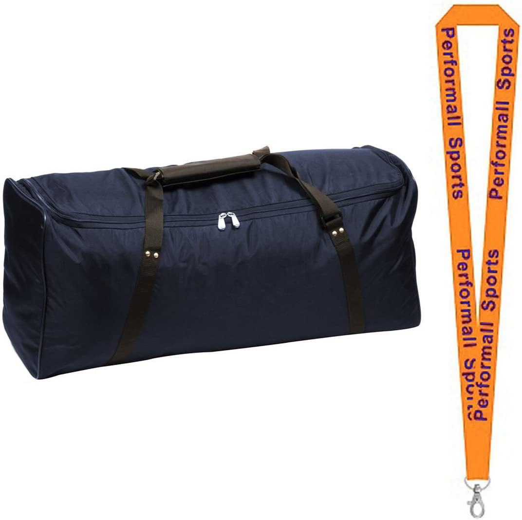 Champion Sports Deluxe Team Equipment Bag Bundle