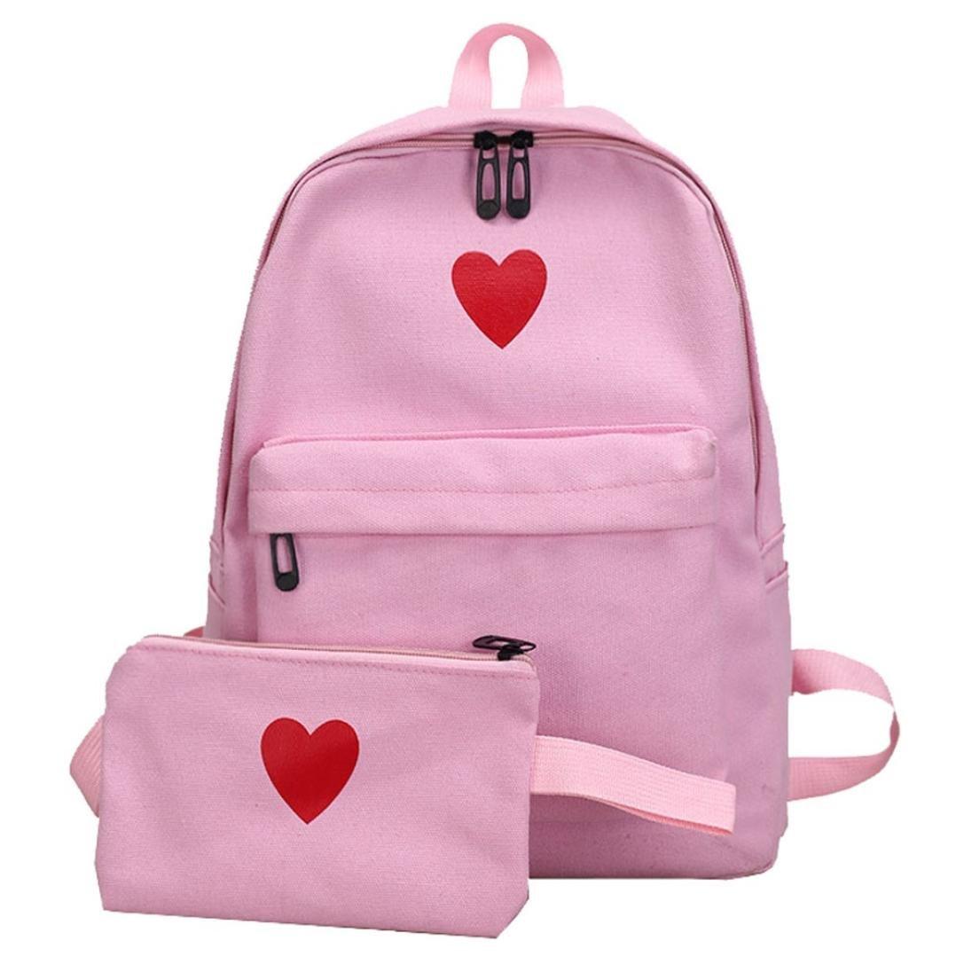 Amazon.com: Bolsas de libros escolares para niñas, Jchen (TM ...