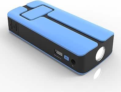 MAXOAK Jump Starter 11000mAh Arrancador de Batería Cargador de ...