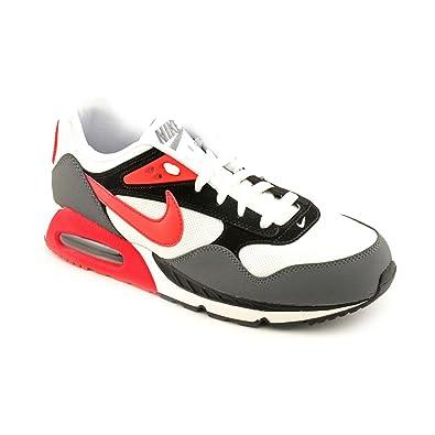 timeless design b22a7 78c44 Amazon.com   Nike Men s Air Max Sunrise White Red Dark Grey 511416 160  Sneaker (Men 11.5, White Red Dark Grey)   Running