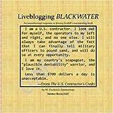 Liveblogging Blackwater by Jeremy Scahill, W. Frederick Zimmerman, 193484005X