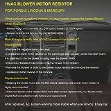 FAERSI HVAC Fan Blower Motor Resistor Replaces