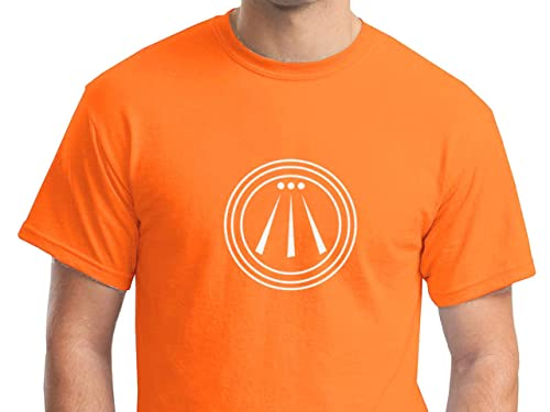 Símbolo Celta Awen Camiseta Hombre de Manga Corta: Amazon.es: Handmade