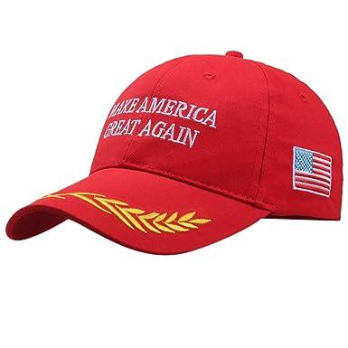 Modaworld Gorras de béisbol Unisex Hombre Mujer Sombrero de ...