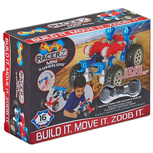 (ZOOB RacerZ Mini 4 Wheeler)