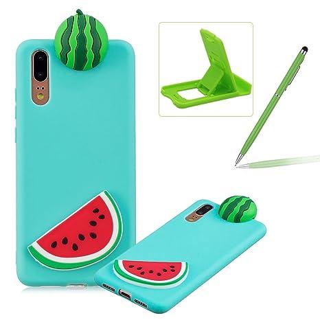 coque huawei p20 pro watermelon