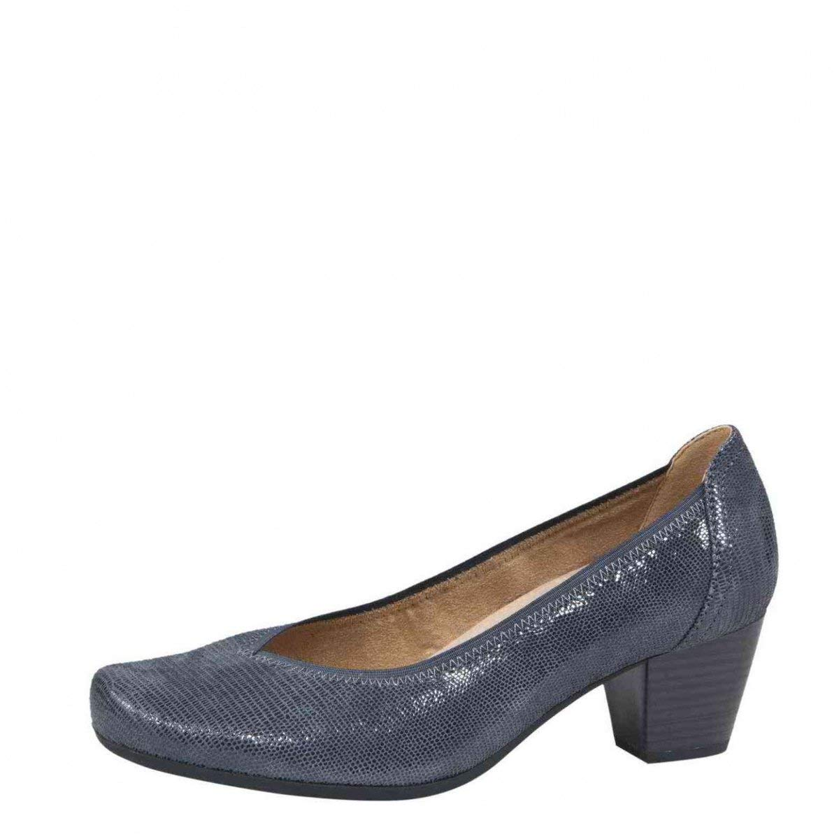 CAPRICE Damen Pumps 9-9-22300-29 806 blau 311222