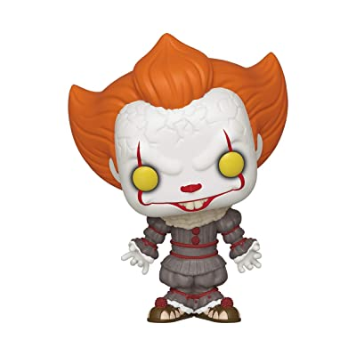 Funko Pop! Movies: It 2 -Pennywise with Open Arms: Toys & Games