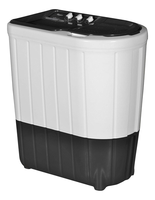 Whirlpool 62 Kg Semi Automatic Top Loading Washing Machine Superb Drain Hose Additionally Wiring Diagram Atom 62i Dark Grey Home Kitchen