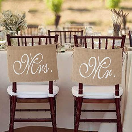Bride to Be Soon to Be Mrs Chair Sign Bridal Shower Decorations Bachelorette Party Decorations