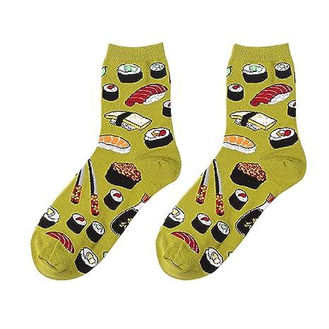 Aikesi 1 par Algodón Calcetines para Mujer y Hombre Calcetines Térmicos Unisex Cómodo y Suave Uso