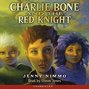 Charlie Bone and the Red Knight Audiobook