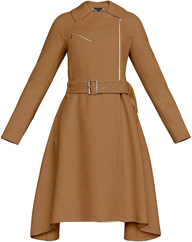 BCBGMaxazria Camel Ryan Coat