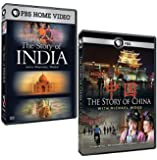 The Story of China & The Story of India: A Michael Wood 4-DVD Set