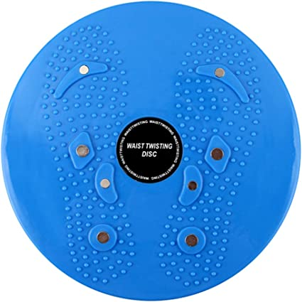Twist Waist Body Foot Massage Disc Board Aerobic Exercise Fitness Figure Twister