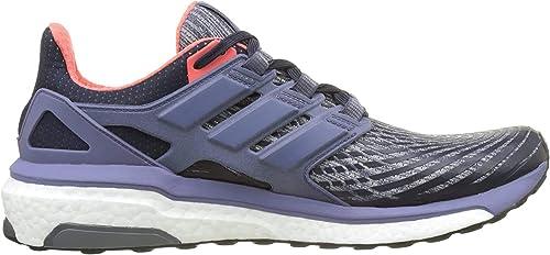 adidas Energy Boost W, Zapatillas de Running para Mujer, Azul ...