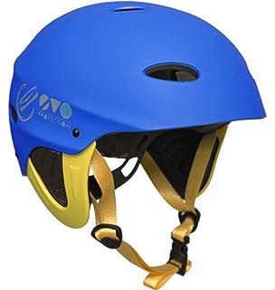 Gul Junior Evo 2 Watersports Helmet Black Unisex ABS T Shock Acculock Strap